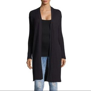 Free People Ribbed Duster Cardigan